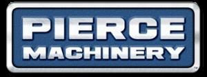 Pierce Machinery Logo - Used Laundry Machinery