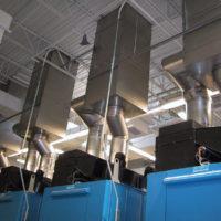 Heat Exchange Ductwork
