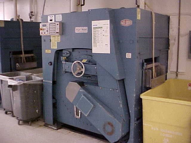 Milnor Washer Extractor Parts ~ Milnor w e pierce machinery
